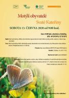 Motýlí obyvatelé Svaté Kateřiny